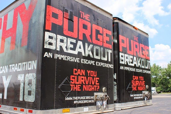 the purge breakout