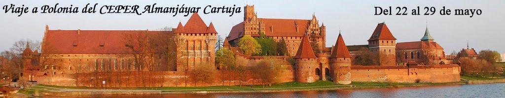 El CEPER Almanjáyar Cartuja en Polonia