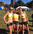 Tufts 10k Women's Team Champs