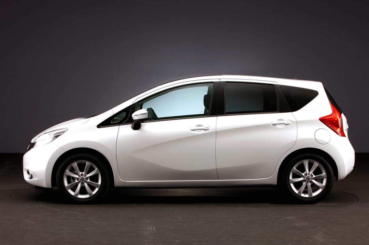 2013 nissan note new small car all about cars. Black Bedroom Furniture Sets. Home Design Ideas