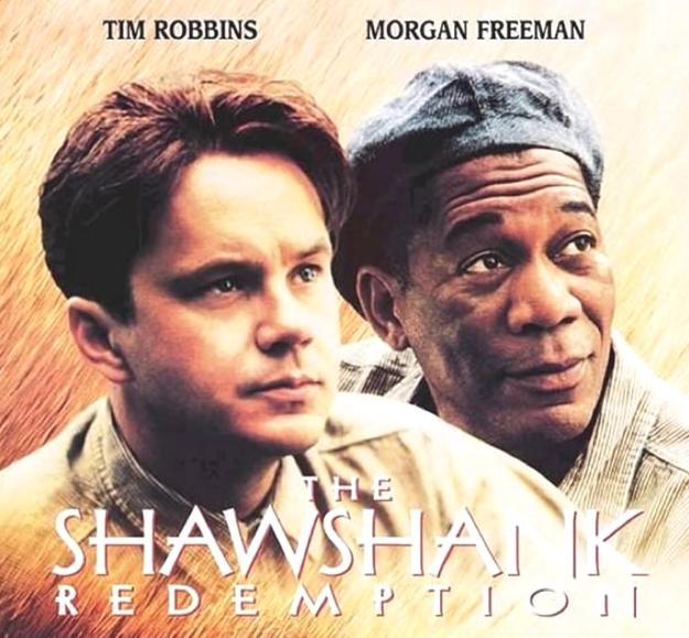 Shawshank Redemption kertoo Tim Robbinsin näyttelemästä Andy Dufresne stä c709ee747e