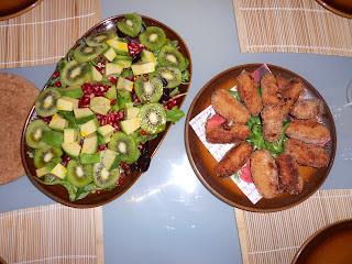 ensalada,receta de cocina comida hecha en casa