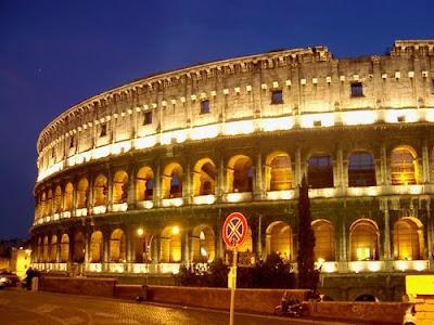 Roma da iki çaylak