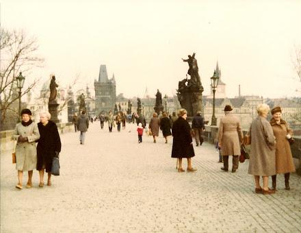 Prag/Tschechien 1984