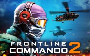 FRONTLINE COMMANDO 2 MOD APK 3.0.2