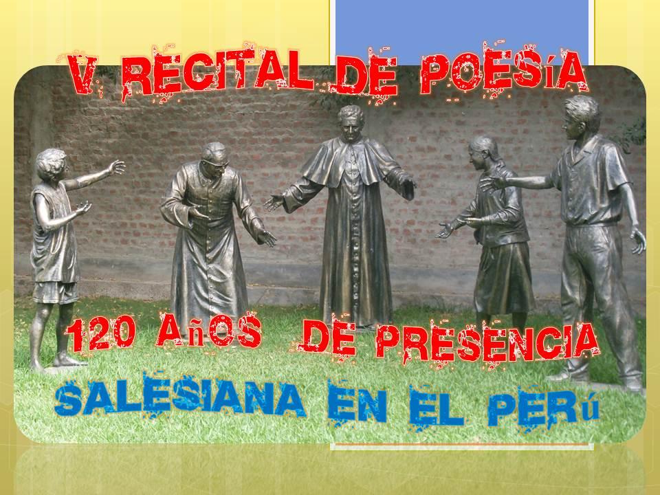 Recital de Poesía - SDB Piura