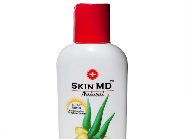 Skin MD Lotion Review