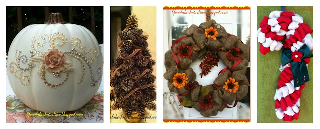 "alt=""cinderella pumpkin pine cone tree tutorial burlap wreath tutorial candy cane burlap wreath tutorial"""