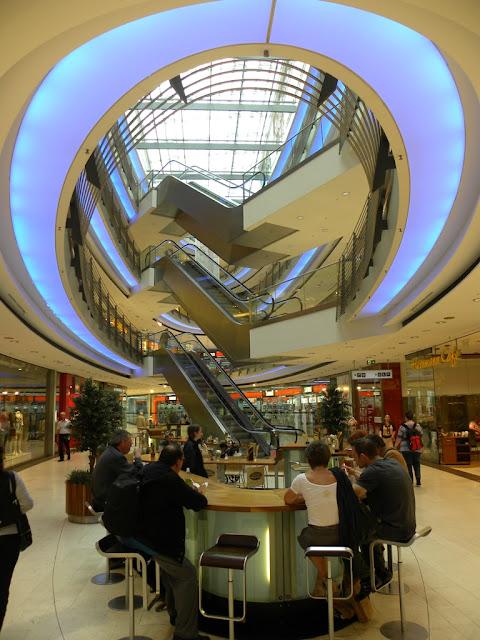Königspassagen shopping Stuttgart