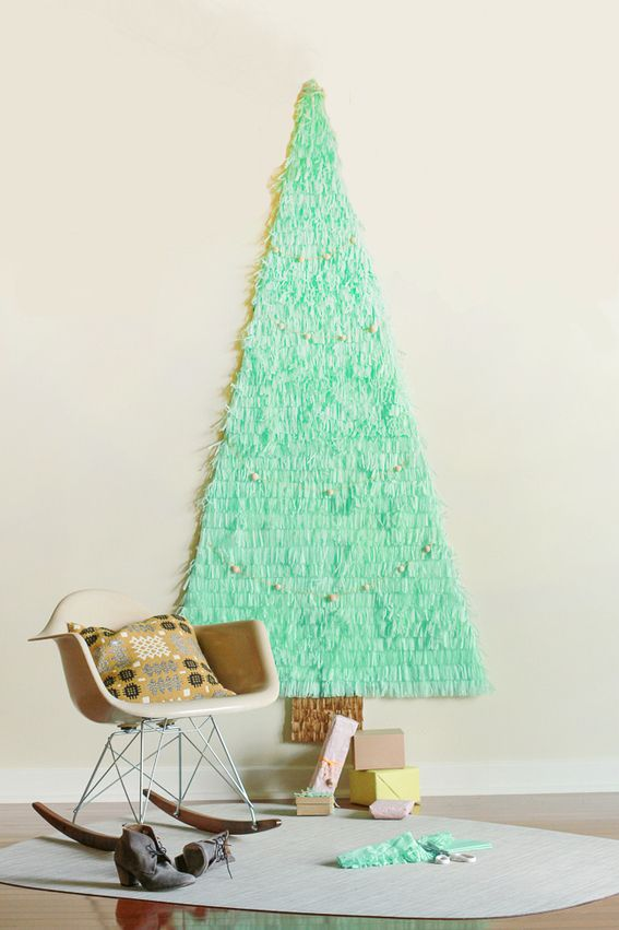 passo a passo de árvore de natal