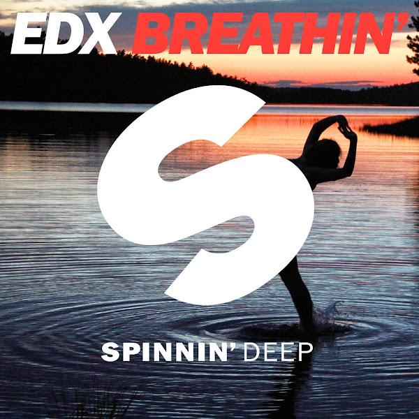 EDX - Breathin' - Single Cover