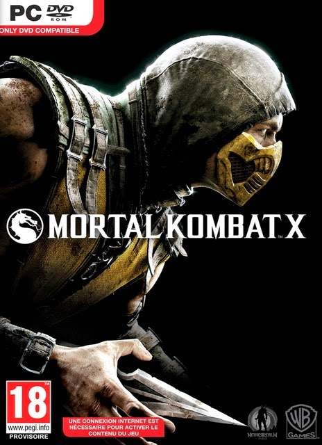 Descargar Mortal Kombat X – BlackBox  [Mega Uploaded] [PC Repack]