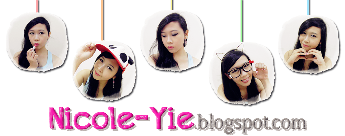 Nicole Yie | Lifestyle, Beauty, Fashion Blog