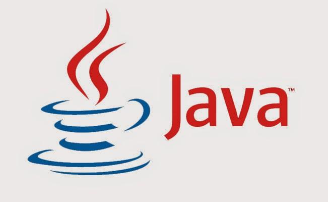 Logonya java bergambar secangkir kopi