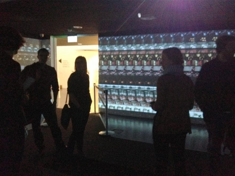 Excursie Filmanalyse 2013