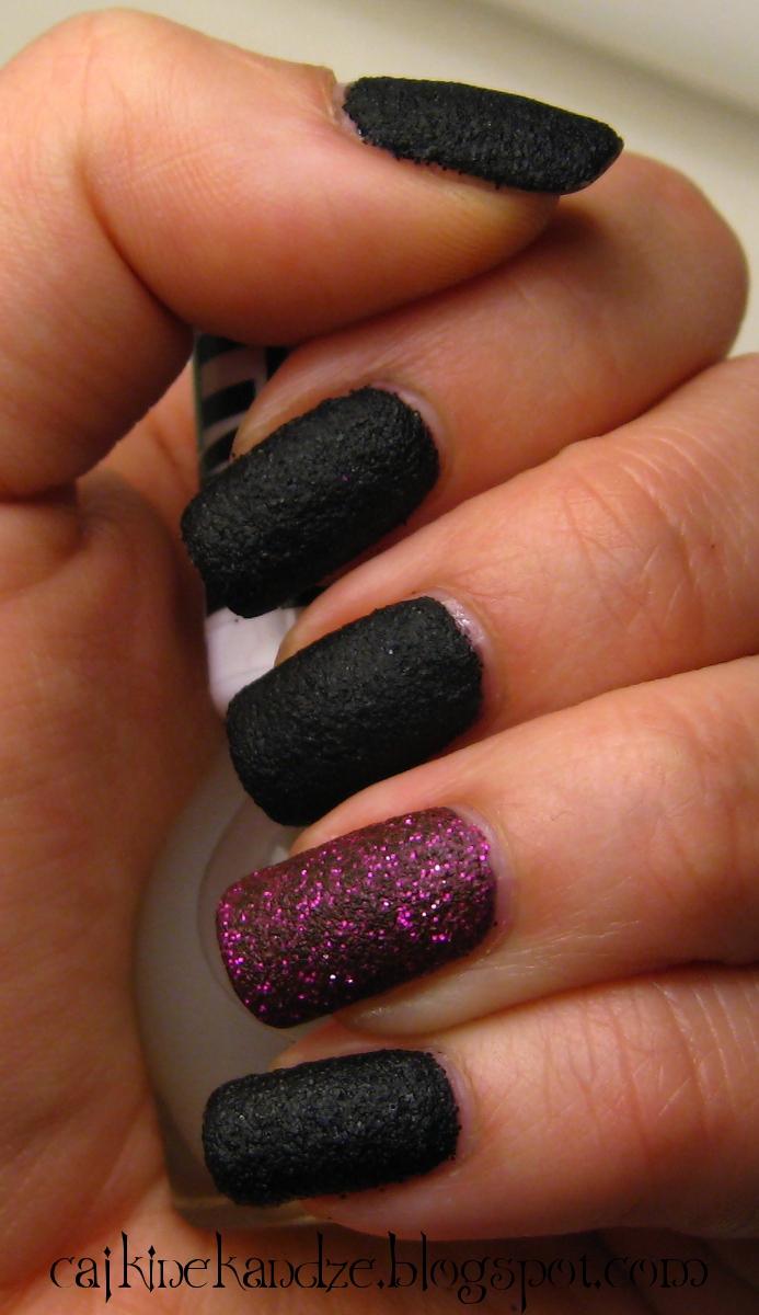 Teksturisani nokti