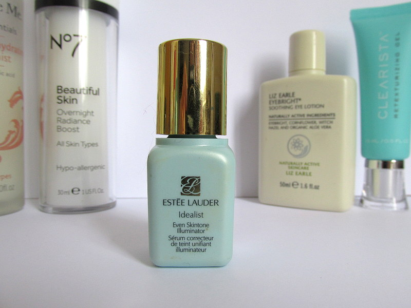 estee lauder idealist even skintone illuminator serum