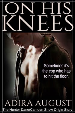 On His Knees