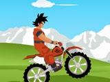 لعبة دراجة دراغون بول