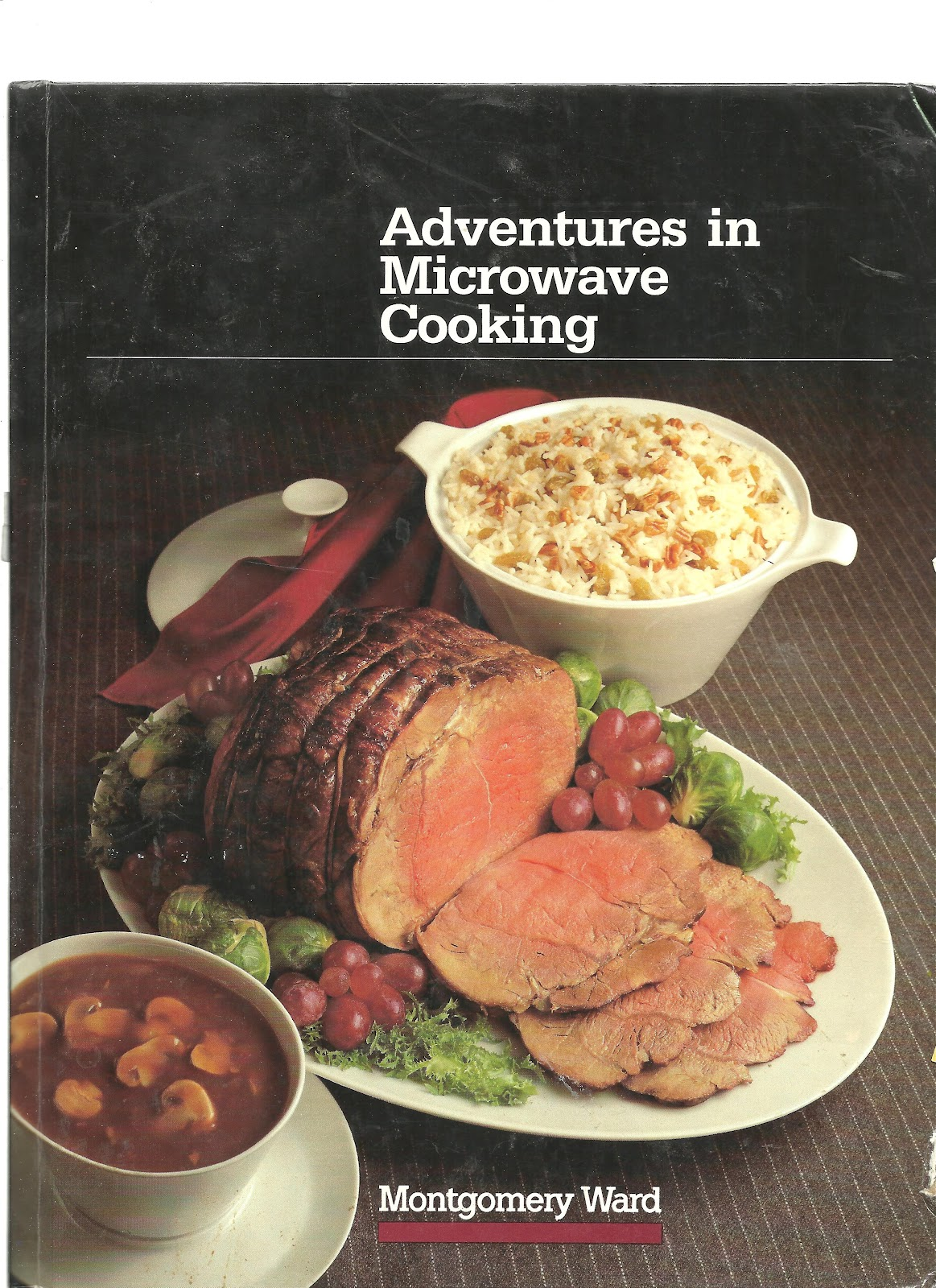 Adventures In Microwave Cooking 1983