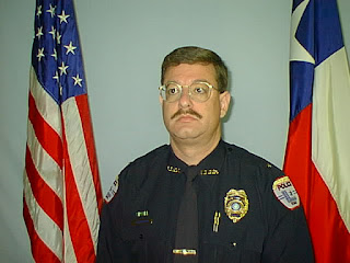 Stapleton was appointed Police Chief in Lacy Lakeview in 1999.