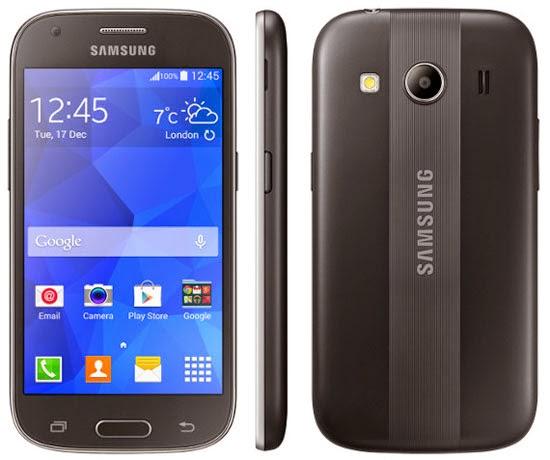 Samsung Galaxy Ace Style LTE, Smartphone Android Kitkat Merk Samsung Harga 3 Jutaan