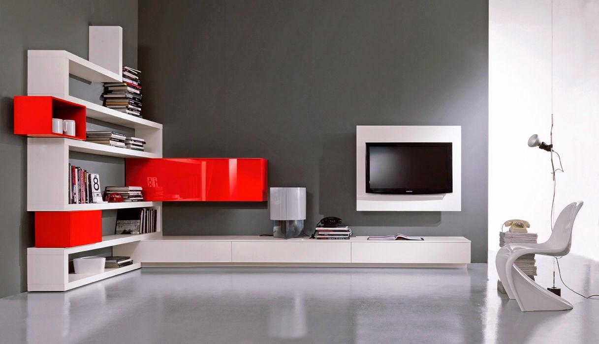 Amedeo liberatoscioli consigli utili pareti attrezzate - Pareti attrezzate porta tv ...