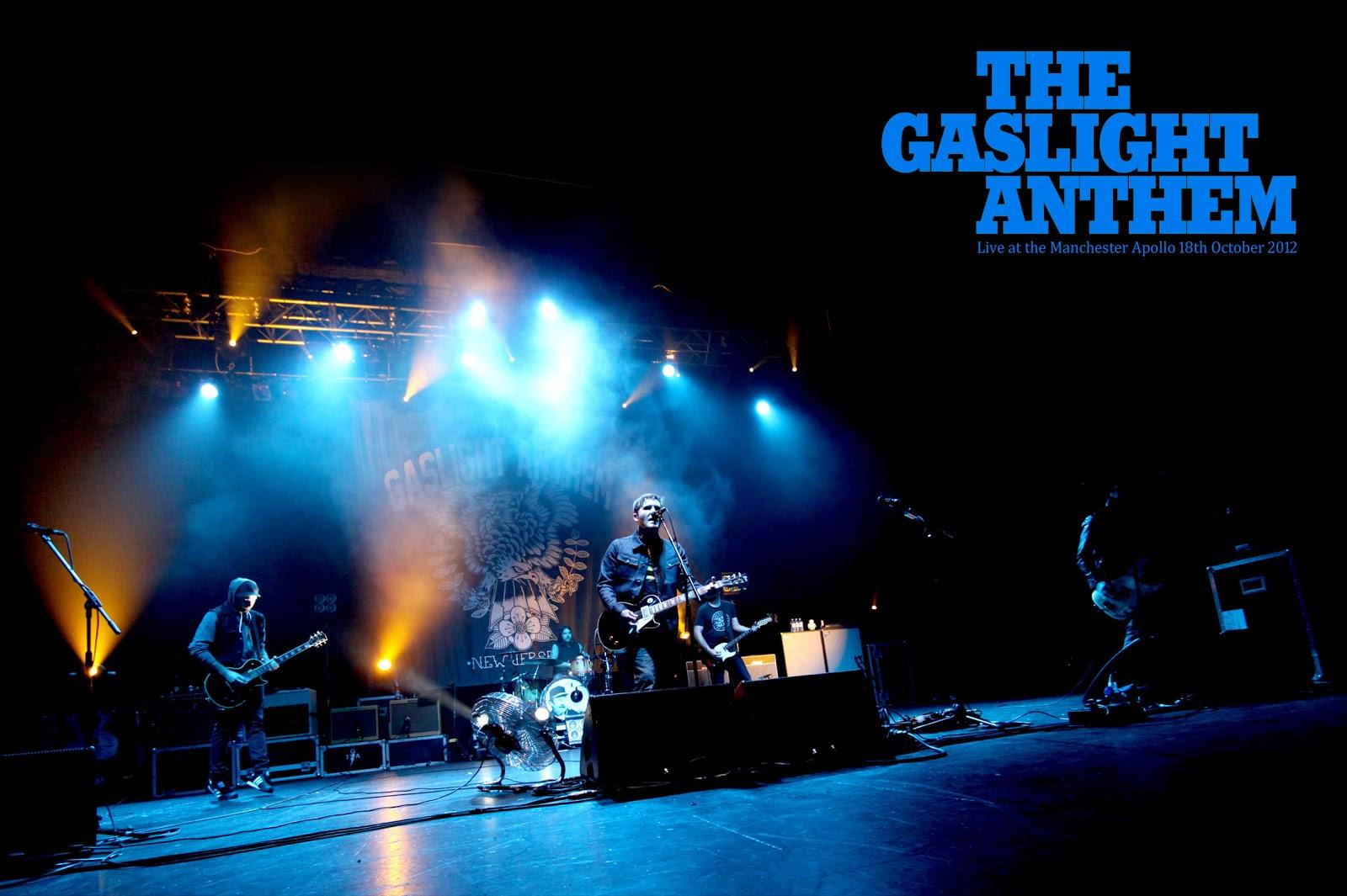 The Gaslight Anthem Tour Review