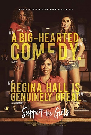 Support The Girls - Legendado Filmes Torrent Download capa