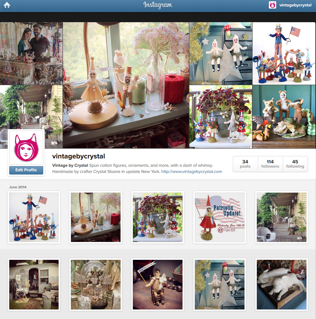 http://instagram.com/vintagebycrystal