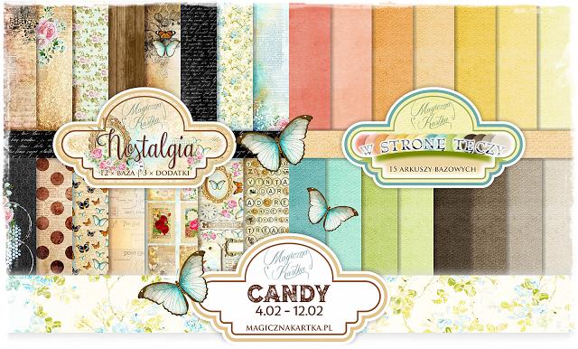 Candy od Magicznej Kartki - Luty 2017