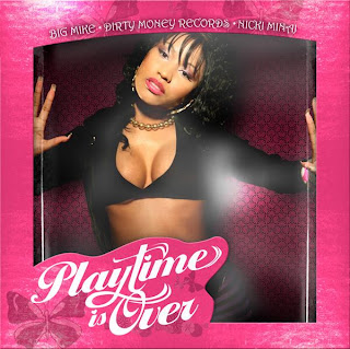 Nicki Minaj Bars Lyrics on Nicki Minaj Playtime Is Over Mixtape  2007    Nicki Minaj Lyrics
