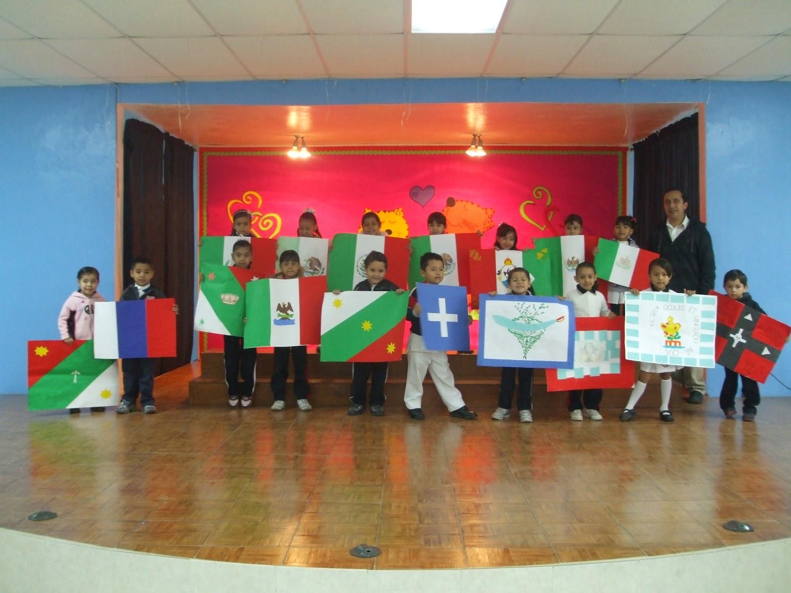 Día de la Bandera Mexicana | Actividades