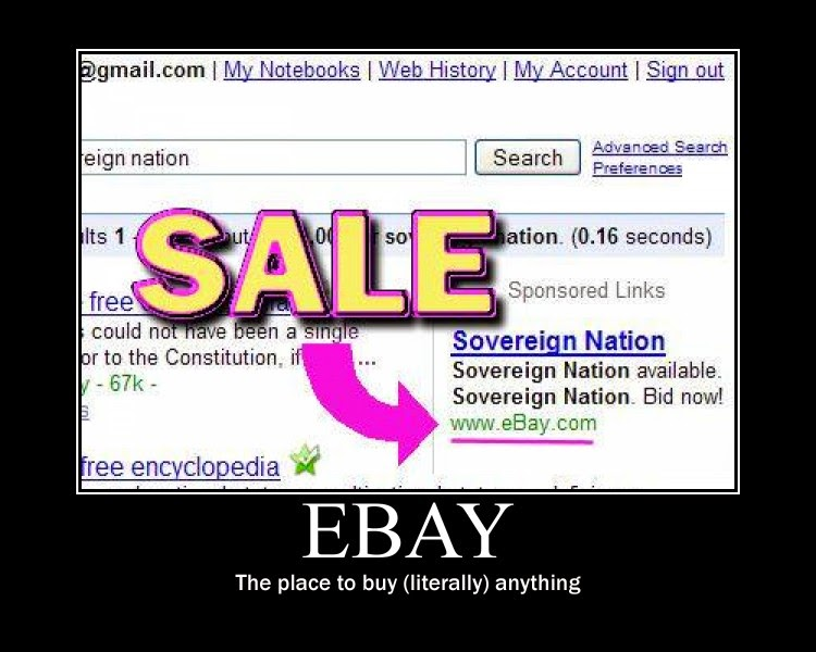 ebay motivational poster