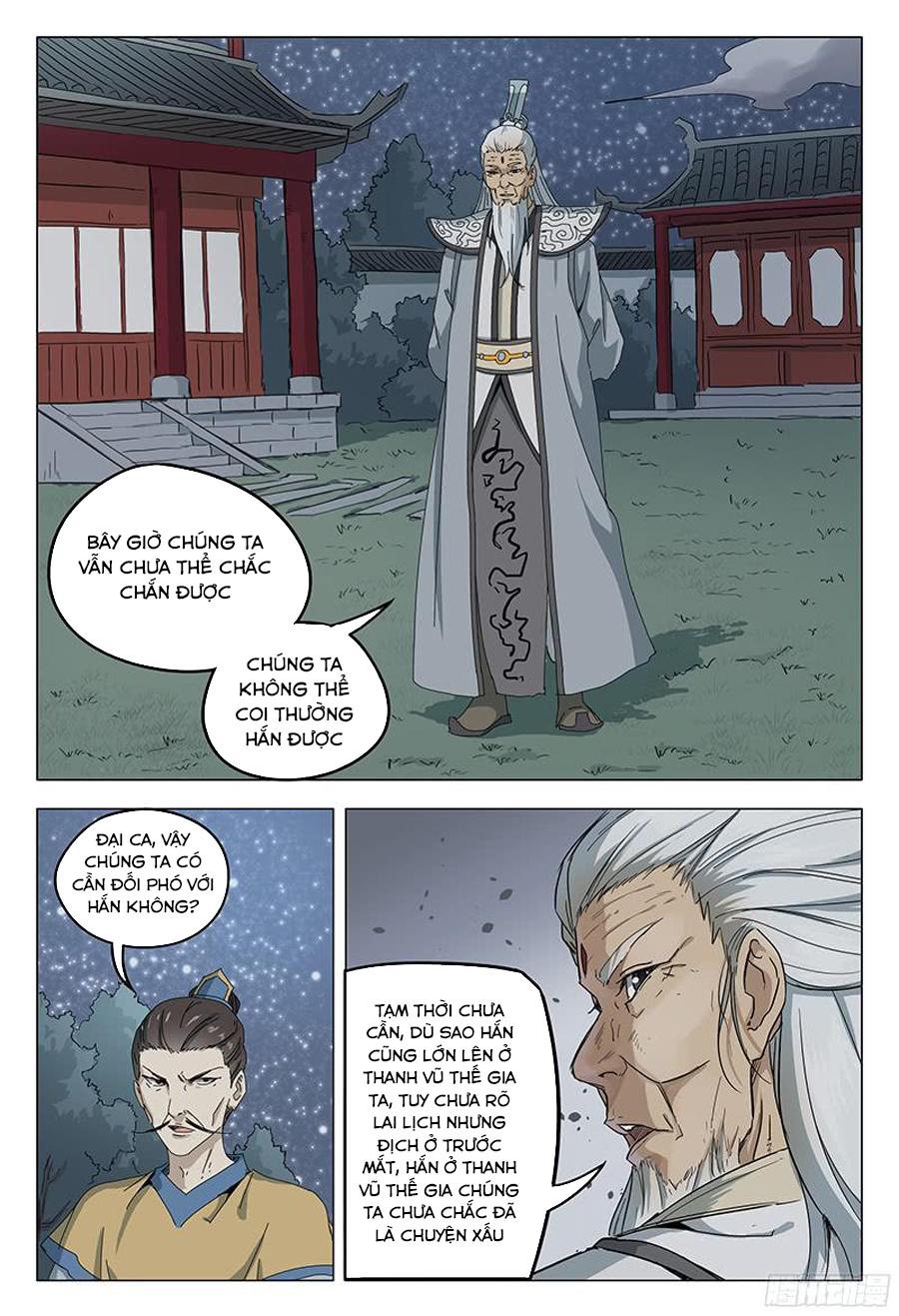 Vạn Giới Tiên Tung trang 10