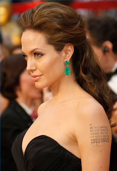 Short hairstyles look trendy angelina jolie hairstyles angelina jolie hairstyles for long hair urmus Image collections