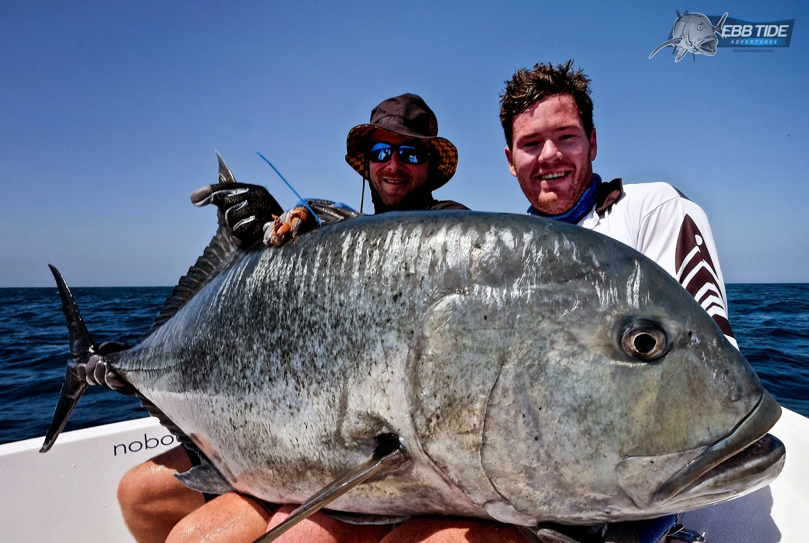 Ebb tide tackle the blog catch and release a guide to for Big fish tackle