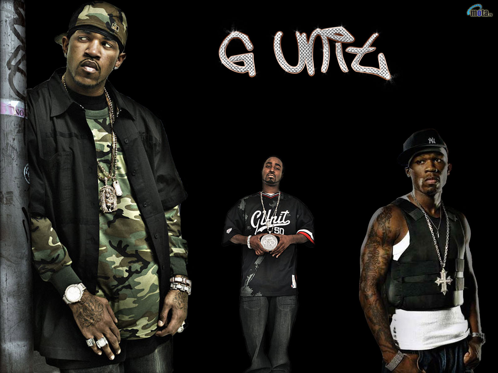 G-Unit Wallpaper Series 5