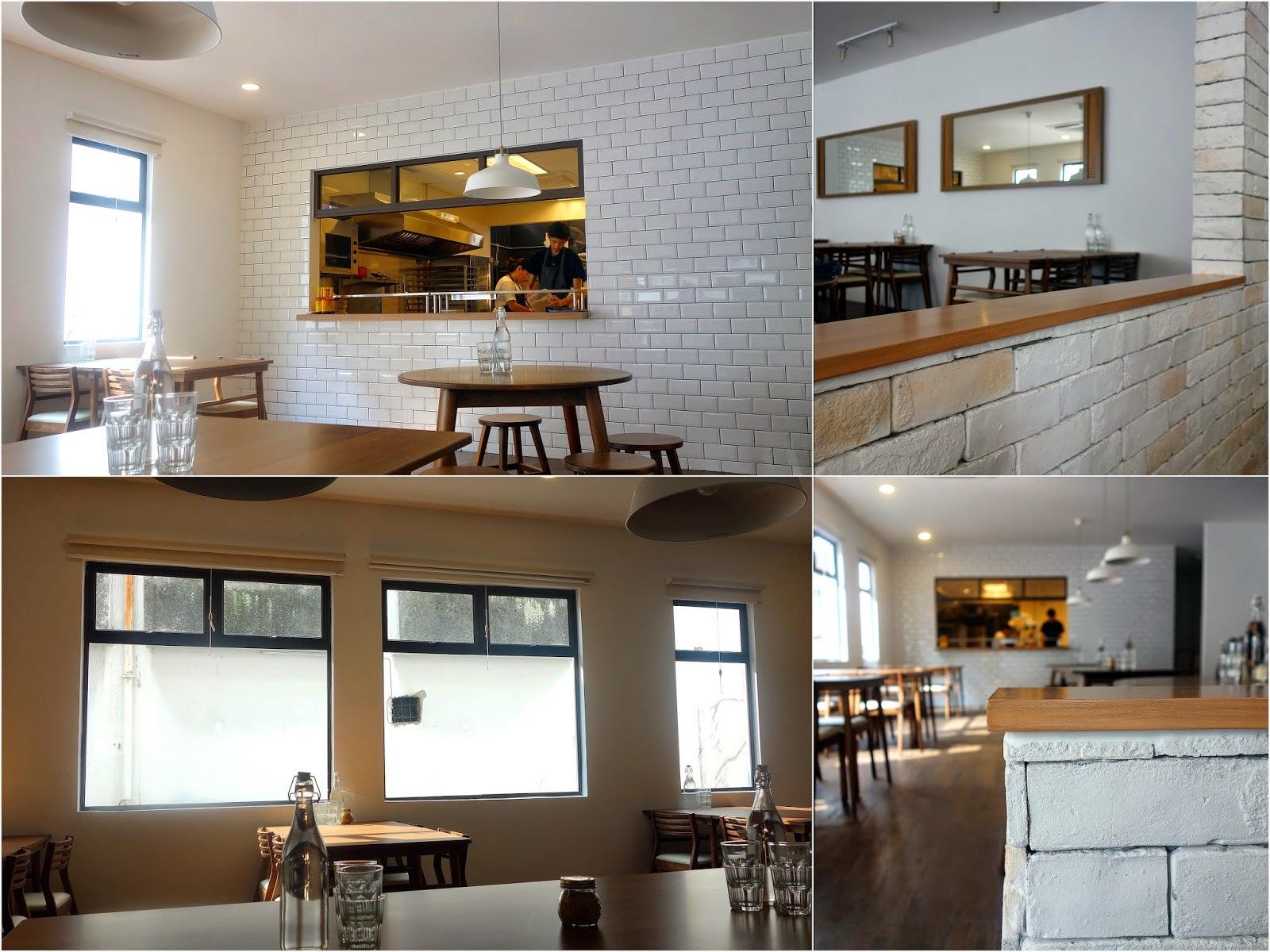 Eat drink kl the kitchen table restaurant bakery for Table 52 brunch menu