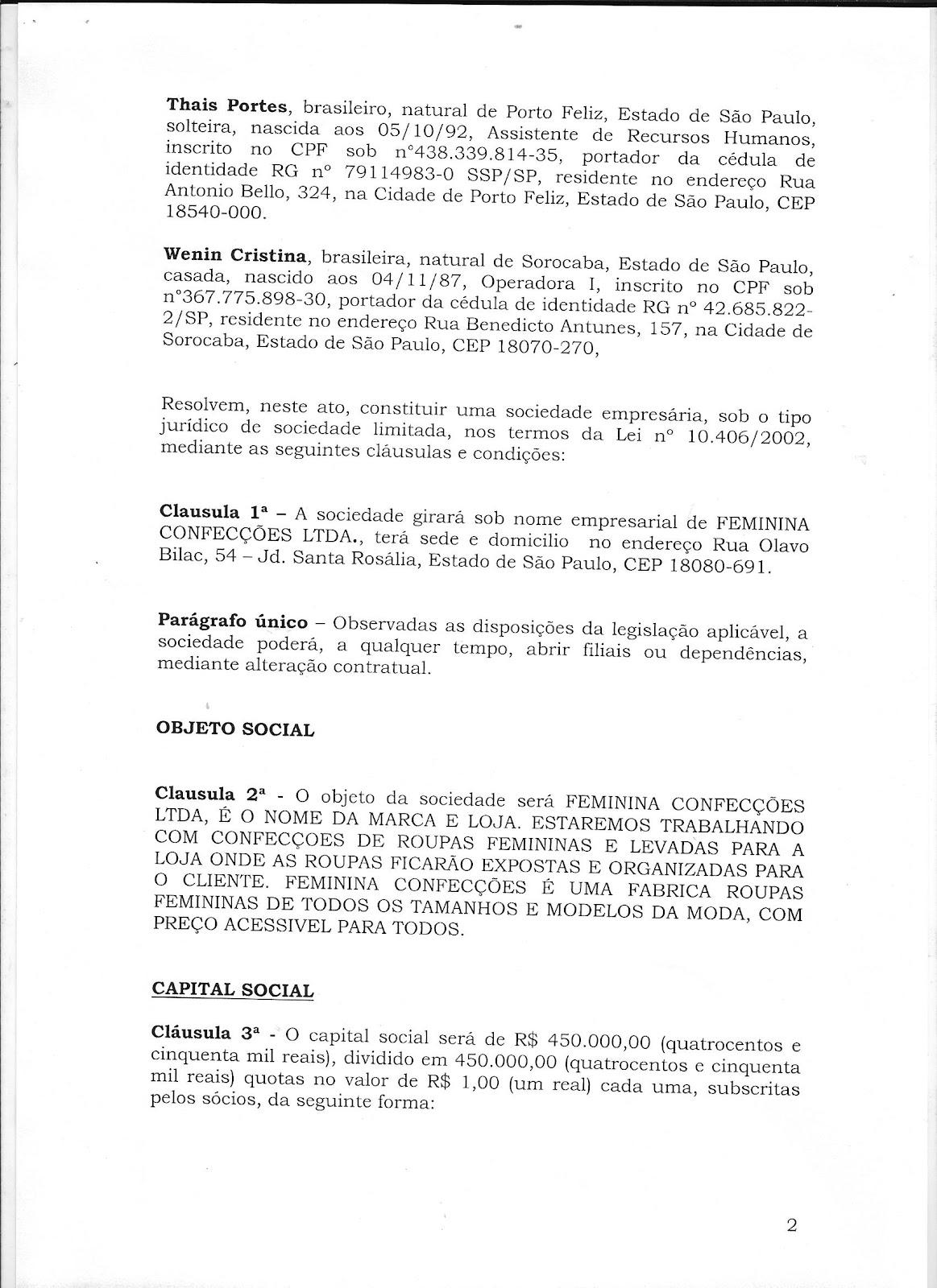 Direito Empresarial: Setembro 2012