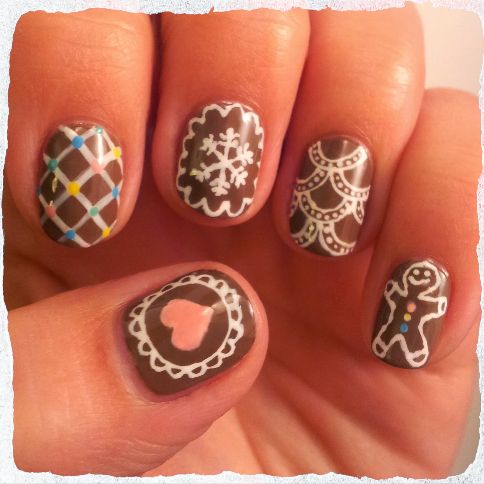 Dahlia Nails: December 2013