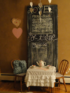 This makes me think of a Paris cafe. Ooh La La!