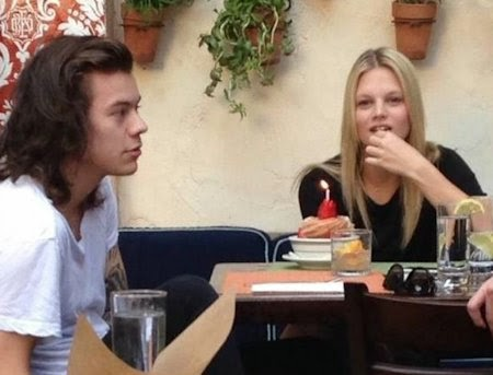 Harry Styles fidanzato con Nadine Leopold