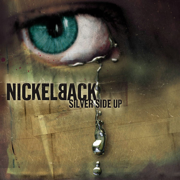 Nickelback - Silver Side Up Cover