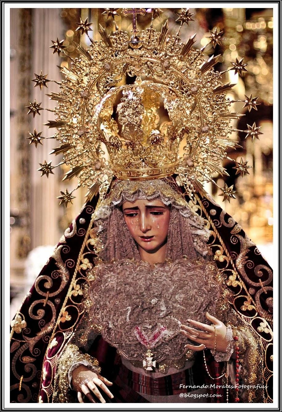 María Santísima de la Encarnación.