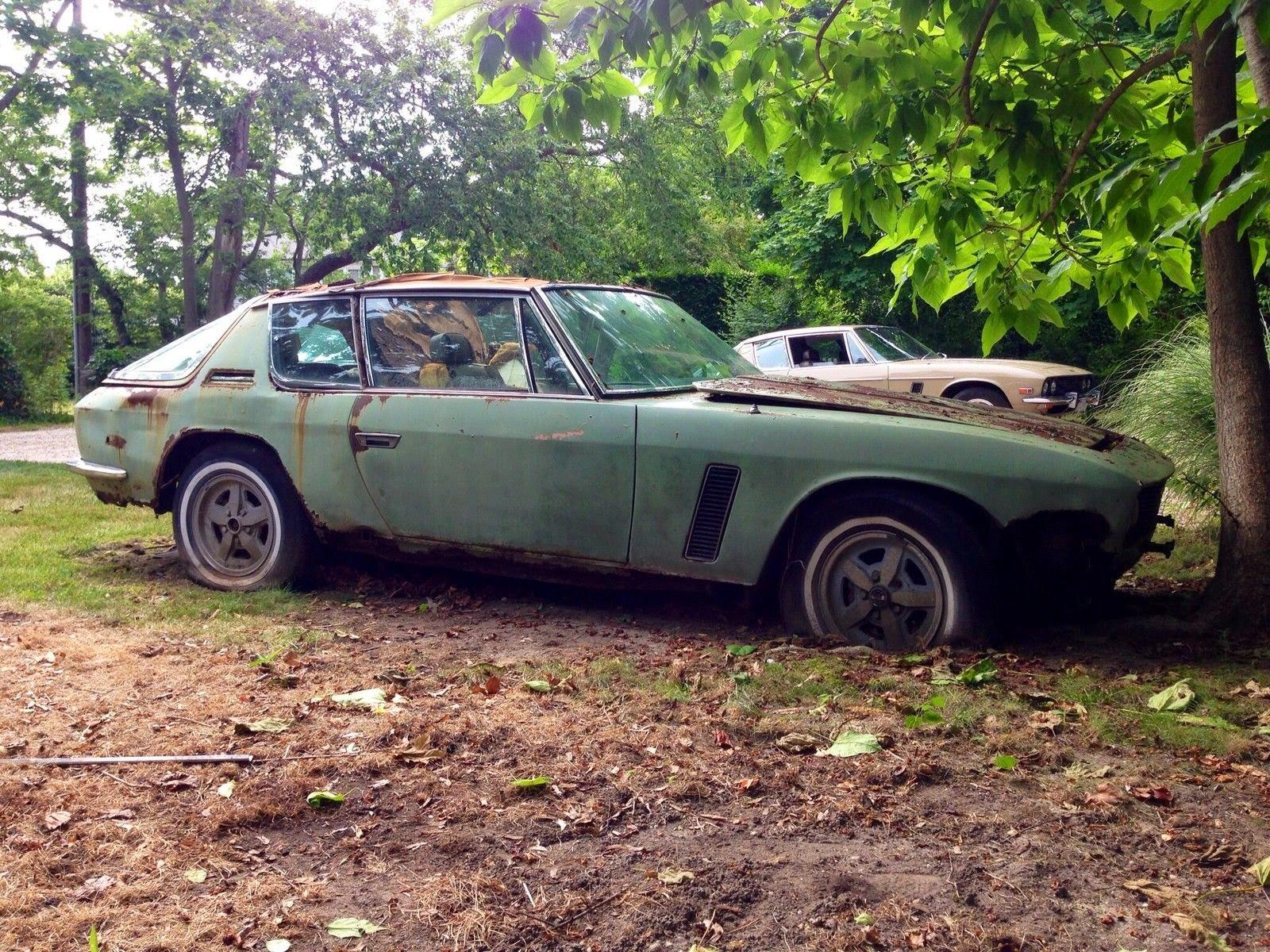 Restoration project cars 1972 jensen interceptor series 3 for American restoration cars for sale