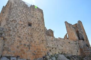 Castillo de Ajlun, Jordania