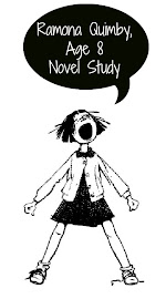 Ramona Quimby, Age 8 Novel Unit Worksheets