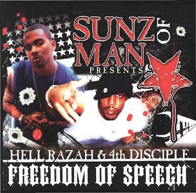 Sunz Of Man Presens: Hell Razah & 4th Disciple – Freedom Of Speech (CD) (2004) (320 kbps)