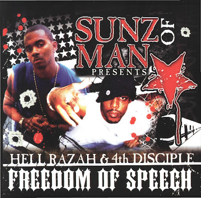 Sunz Of Man Presens: Hell Razah & 4th Disciple – Freedom Of Speech (CD) (2004) (320 kbps)